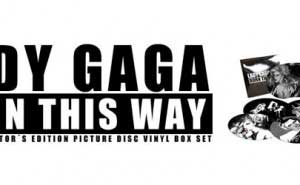 Lady Gaga - Born this way Edición Limitada