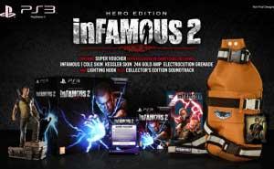 InFamous 2 Edición Héroe