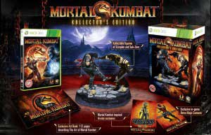 Mortal Kombat Edición Coleccionista