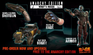 RAGE Anachy Edition