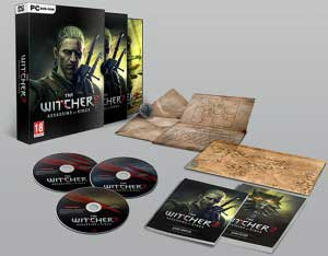 witcher 2 premium edition 300x234 The Witcher 2 y sus ediciones especiales