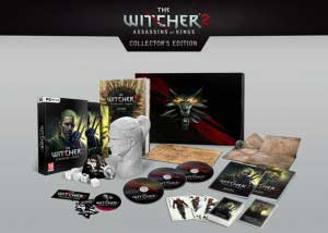 witcher2 edcolecc 300x214 The Witcher 2 y sus ediciones especiales