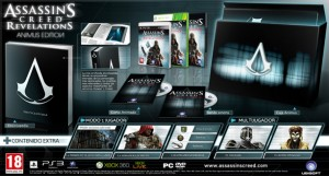 Assassin's Creed: Revelation Edición Animus