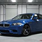 BMW M5 Forza Motorsport 4