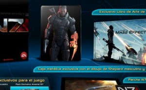 Mass Effect 3 Edicion Coleccionista