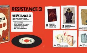 Edición especial y Survivor de Resistance 3