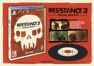 Resistance 3 Edición Especial