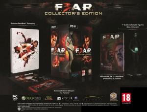 F.E.A.R. 3 Edición Coleccionista