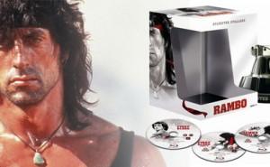 Trilogía Rambo Blu-ray Pack Granada