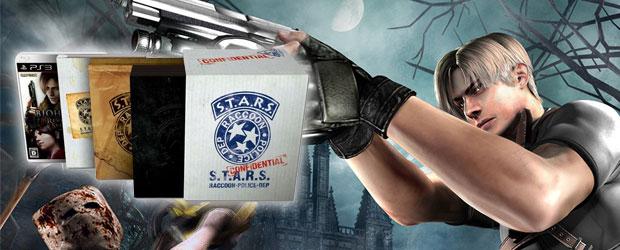 Unboxing de la edici n limitada 15 aniversario de resident for Edicion 3d online