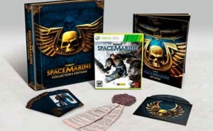 Warhammer 40.000 Space Marine Edicin Coleccionista