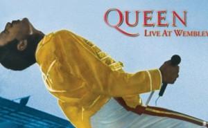 Queen Live at Wembley 25 aniversario Edición limitada deluxe
