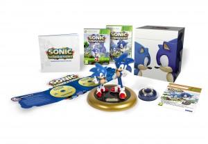 Edición coleccionista de Sonic Generations
