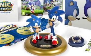 Edición Coleccionista Sonic Generations