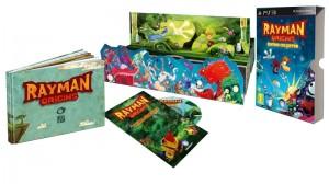 Rayman Origins Edición Especial