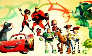 Edición colección Pixar