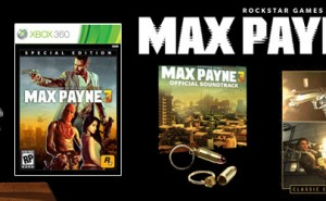 Max Payne 3 Edicin Especial