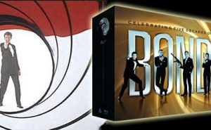 Bond 50 Coleccion 50 Aniversario Blu-ray