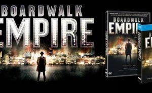 Boardwalk Empire Edición Limitada Blu-ray