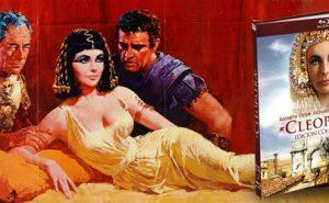 Cleopatra Blu-ray 50 Aniversario Edición Coleccionista