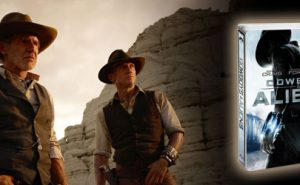 Cowboys & Aliens Edicin Metlica