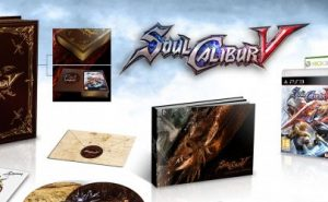 Soul Calibur V Unboxing