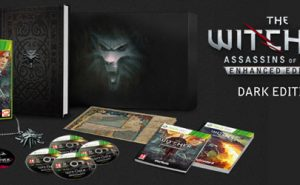 The Witcher 2 Dark Edition Xbox 360
