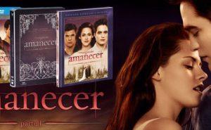 Crepúsculo: Amanecer - Parte 1 Ediciones Especiales