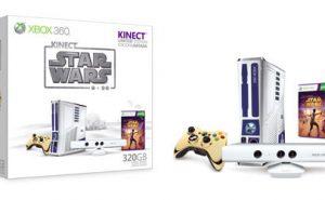 Pack Xbox 360 Kinect Star Wars Edicion Limitada