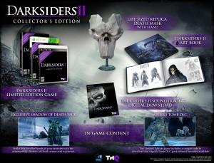 Darksiders II Edicion coleccionista