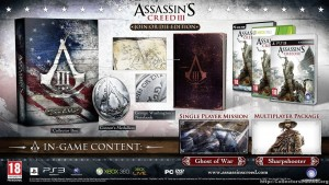 edicion coleccionista assassins creed III join or die edition 300x169 Ubisoft presenta las ediciones coleccionista de Assassins Creed III