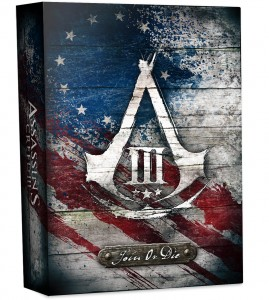 edicion coleccionista assassins creed III join or die edition box 269x300 Ubisoft presenta las ediciones coleccionista de Assassins Creed III