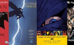 Cofre Batman: Frank Miller Box Set