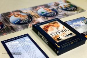 Titanic Digipack Edición Coleccionista DVD