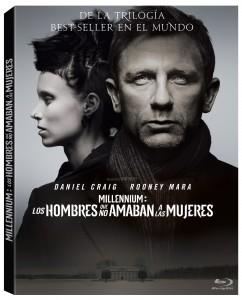 Millenium Blu-ray Digibook