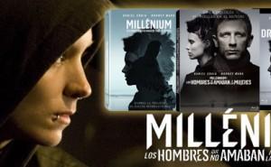 Millennium: Los hombres que no amaban a las mujeres Ediciones Especiales