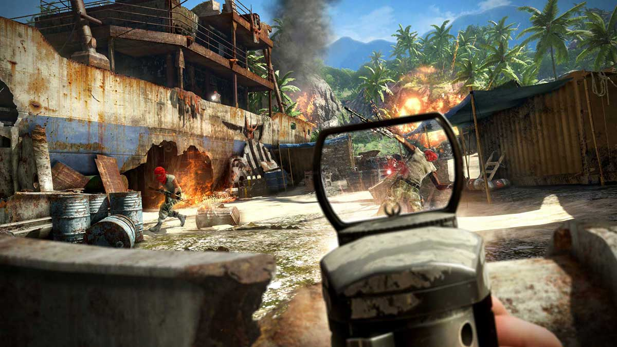 Imagenes de far cry 3 (1080p)