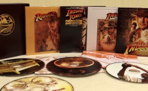 Indiana Jones Soundtracks Collection
