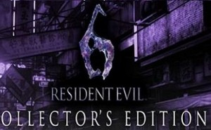 Resident Evil 6 Edicin Coleccionista Portada