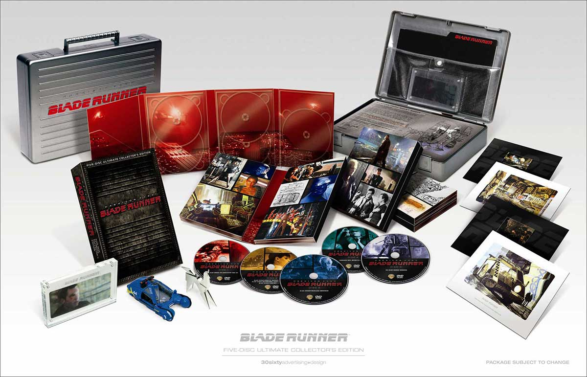 1993 blade runner limited edition