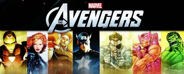 The Avengers, Los Vengadores