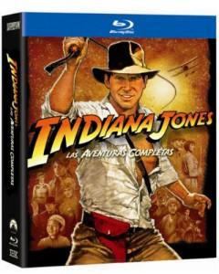 Colección completa de las Aventuras de Indiana Jones en BD