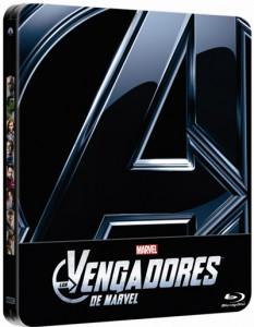 Los Vengadores, steelbook