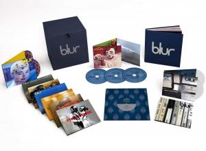 Blur 21 Box Set Edición Limitada