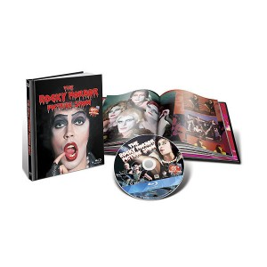 rocky horror picture show digibook 300x300 The Rocky Horror Picture Show Digibook Blu ray y Box Set DVD