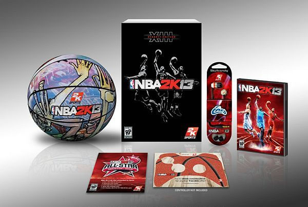 Dinasty Edition de NBA 2K13