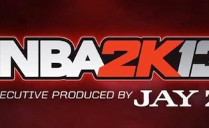 NBA 2K13, portada