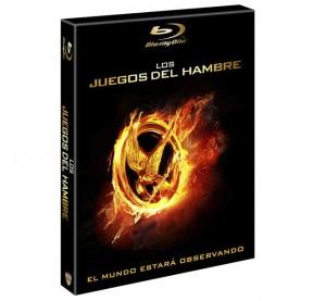 Los Juegos del Hambre Edición Especial Blu-ray
