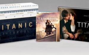 Titanic 3D Cofre Edición Limitada