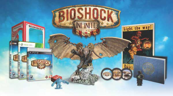 Bioshock Infinite Songbird Edition